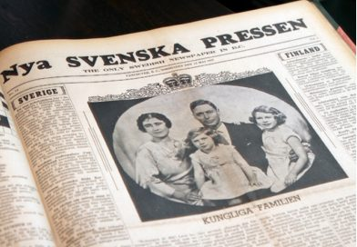 The History of the Swedish Press